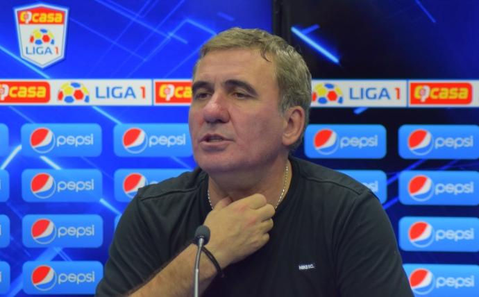 """Gheorghe Hagi, manager tehnic Viitorul: """"Rămân aici acasă. Rămân şi lupt"""""""