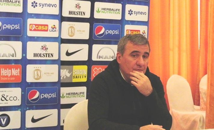 """Gheorghe Hagi, manager tehnic FC Viitorul Constanţa: """"Să petrecem aceste momente dificile în casă"""""""