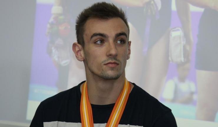 Dublu medaliat la Incheon, Dacian Barna a fost aproape de medalie și în proba de păerechi mixt