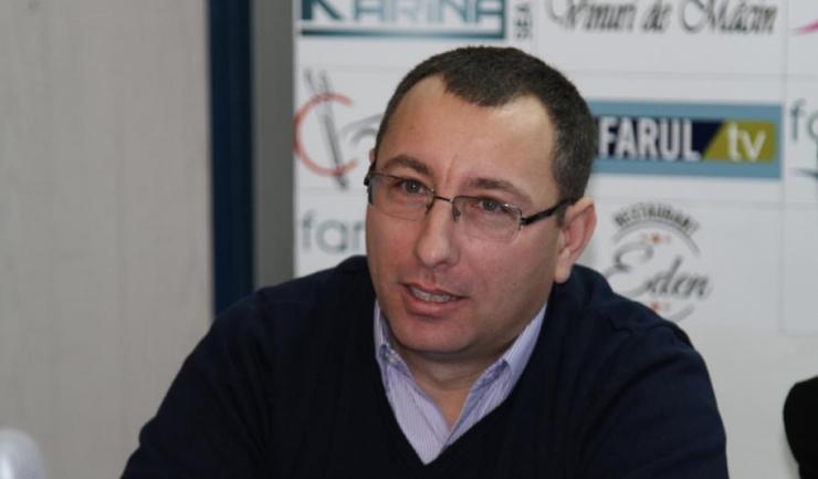 """Radu Lefca, director de marketing la SSC Farul: """"Vrem să le consolidăm sponsorilor noștri încrederea că tot ceea ce facem aici este cu suflet și cu cumpătare"""""""