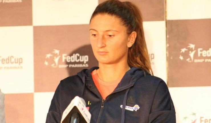 """Irina Begu: """"Vom încerca să câștigăm după meciurile de simplu"""""""