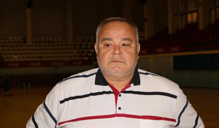 Nurhan Ali va ocupa funcția de manager general la HC Dobrogea Sud