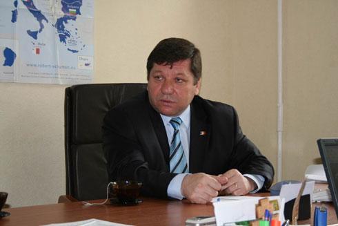 Ion NEGREI, fost viceprim ministru, cercetător la Institutul de Istorie al Academiei de Ştiinţe a Moldovei