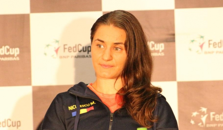 """Monica Niculescu: """"Abia aștept să înceapă meciurile"""""""