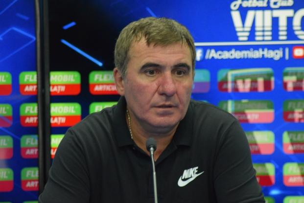 Gheorghe Hagi a fost ales, din nou, antrenorul etapei