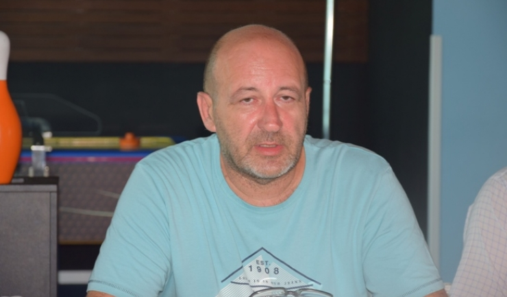 Alain Modrea, responsabilul de proiect