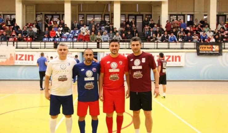 Stelian Carabaş, Petre Marin, Ciprian Marica şi Daniel Niculae