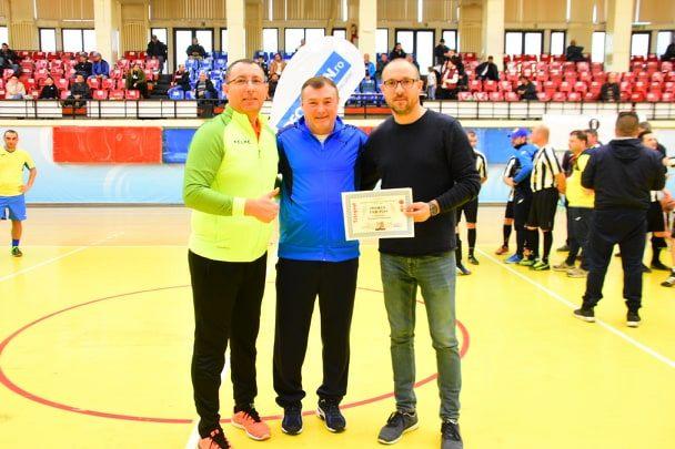 Premiul Fair-Play a fost acordat echipei Telegraf
