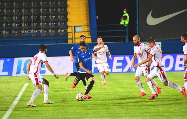 Dinamo are şanse mici de a ajunge în finală