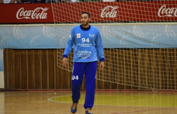 Portarul Ionuţ Iancu (HC Dobrogea Sud) poate fi omul decisiv în finala cu Polonia