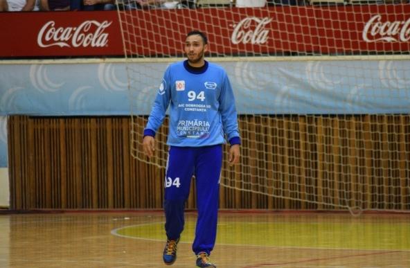 Portarul Ionuţ Iancu a înscris un gol şi a avut mai multe intervenţii foarte bune