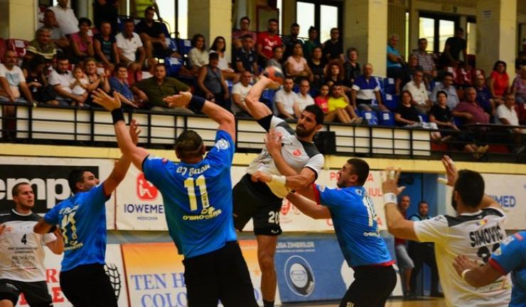 HC Dobrogea Sud va juca duminică, în Turcia