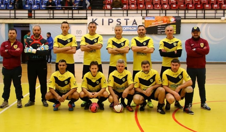 AS FCS OLD-BOYS 2017 NĂVODARI