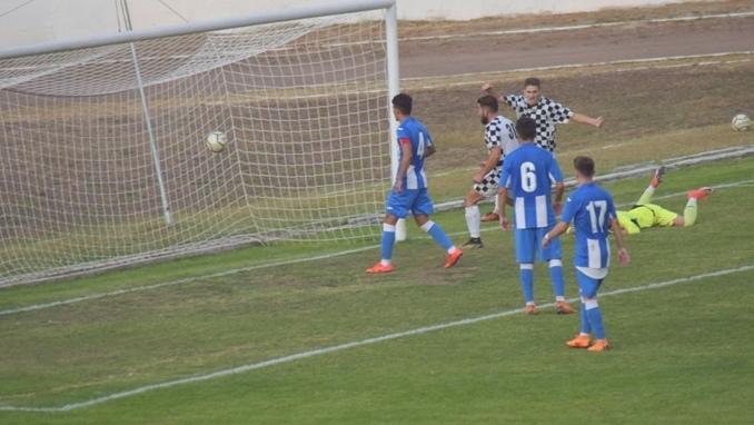 Dragoş Nedelcu a înscris ultimul gol al meciului, aducând primul punct nou-promovatei CS Poseidon Limanu-2 Mai