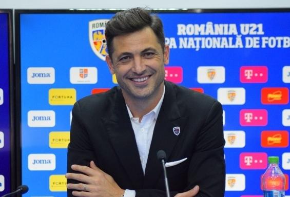 Mirel Rădoi este văzut de Gică Hagi pe banca tehnică a tricolorilor