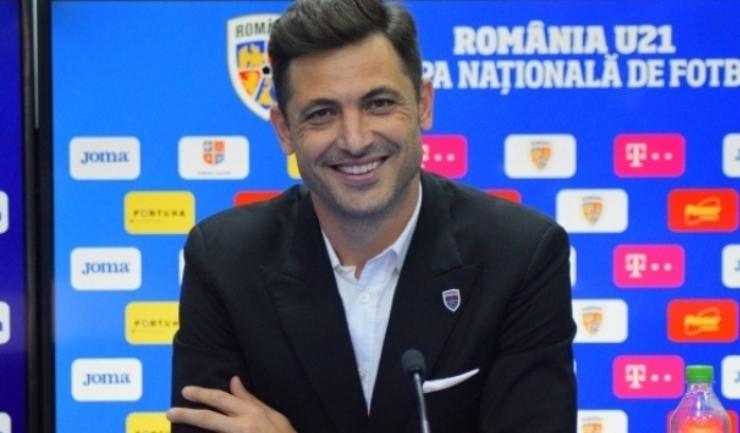 Antrenorul Mirel Rădoi are toate motivele să zâmbească