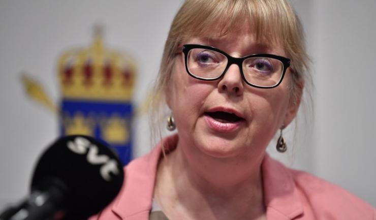 Procurorul care conduce ancheta privind acuzaţiile de viol împotriva lui Julian Assange, suedeza Eva-Marie Persson