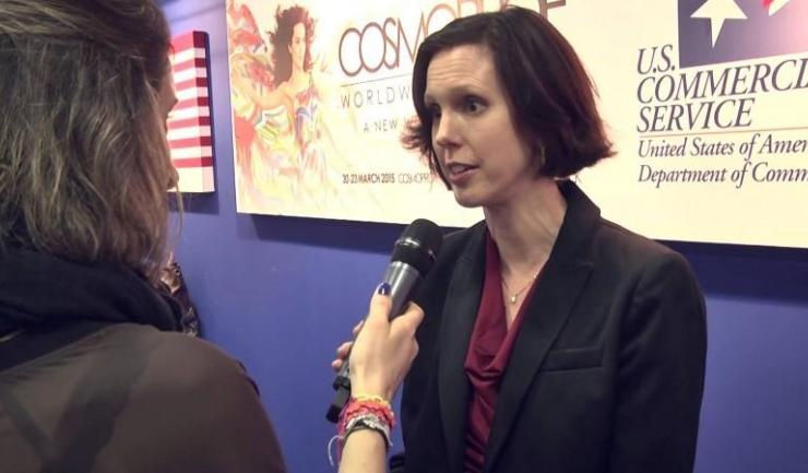 Abigail Rupp, Ambasada SUA
