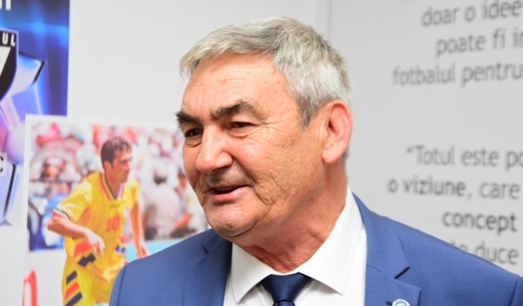Pavel Peniu, preşedinte Academia Hagi