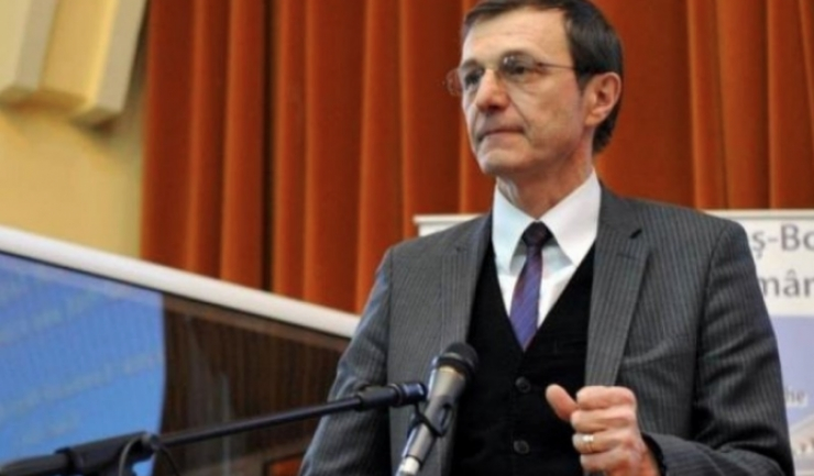 Acad. prof. univ. dr. Ioan-Aurel Pop: