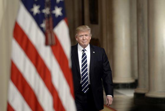 Președintele Donald  Trump este mulţumit de termenii acordului