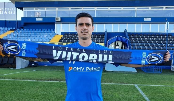 Adrian Stoian (sursa foto: www.fcviitorul.ro)
