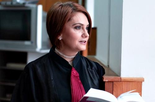 Preşedintele Tribunalului Timiş, Adriana Stoicescu