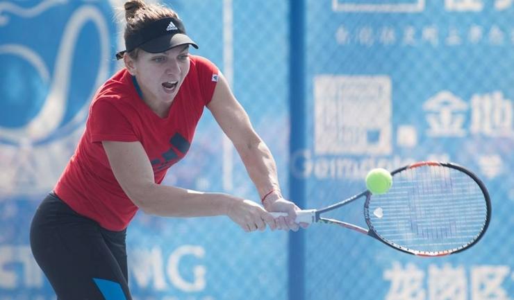 Simona Halep va disputa al treilea meci, în mai puțin de o săptămână, contra unei tenismene germane