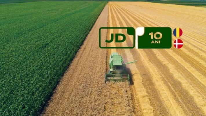 Susținerea  proiectelor de dezvoltare localǎ este unul dintre obiectivele principale ale companiei JD Agro Cocora pentru următorii ani