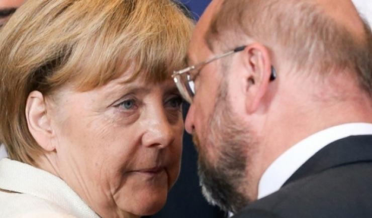 ALEGERI ÎN GERMANIA: Angela Merkel, favorită! Primele exit-poll-uri - duminică seară