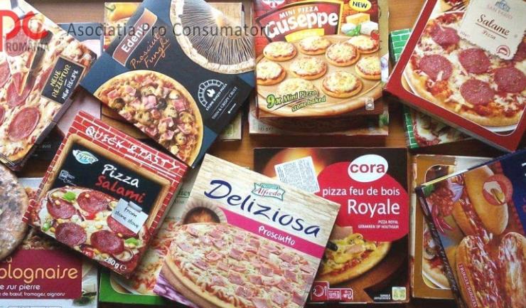 ALERTĂ! Pizza cu piele de porc, aromă de fum și alte bazaconii!