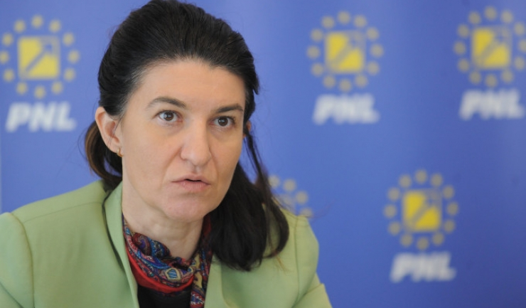 """Violeta Alexandru, ministrul Muncii: """"Nu s-au făcut consultările necesare cu cei afectaţi de aceste măsuri în piaţa liberă, ceea ce eu voi face"""""""
