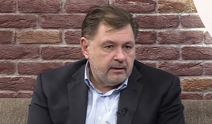 Alexandru Rafila, reprezentantul României la OMS