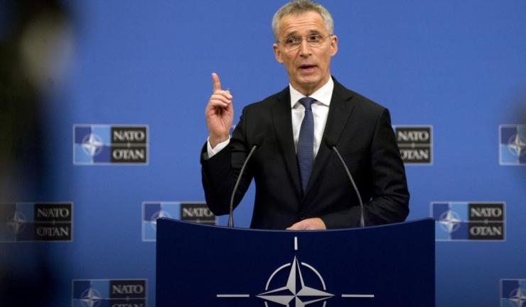 """Secretarul general al NATO, Jens Stoltenberg: """"Va trebui să răspundem!"""""""