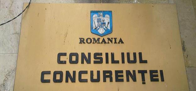 Șase firme au fost amendate de Concurență pentru eliminarea unui competitor la o licitație a Poliției de Frontieră