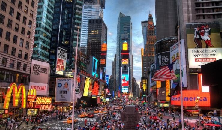 Celebra Times Square din New York se numără printre țintele jihadiștilor