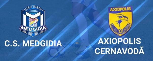 Sursa foto: Facebook Clubul Sportiv Medgidia