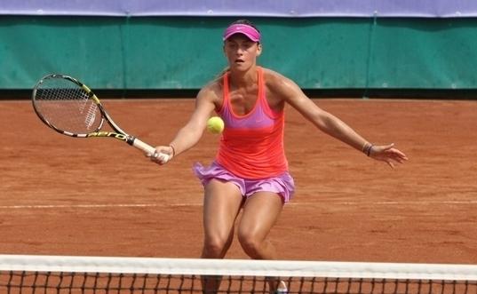 Ana Bogdan a câştigat primul set, însă nu a putut trece de Sofia Kenin