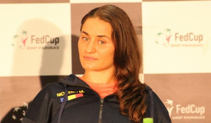 Monica Niculescu va avea un meci dificil în semifinalele turneului de la Limoges