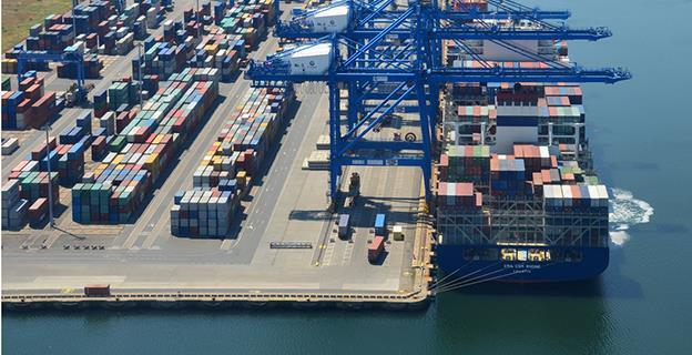 """ANAF: """"De când suntem în Portul Constanța, numărul operațiunilor vamale a scăzut cu 43%. Valoric, însă, colectarea s-a dublat"""""""