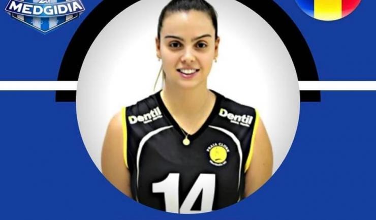Ananda Marinho (sursa foto: Facebook Clubul Sportiv Medgidia)