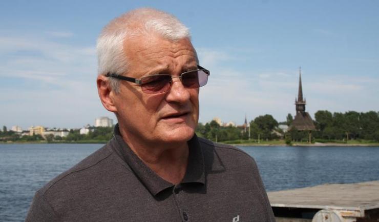"""Andrei Szemerjai, directorul  Liceului cu Program Sportiv """"Nicolae Rotaru"""