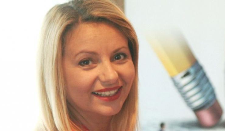 Angela Nuțu, vicepreședintele Asociației Române de Hipnoză