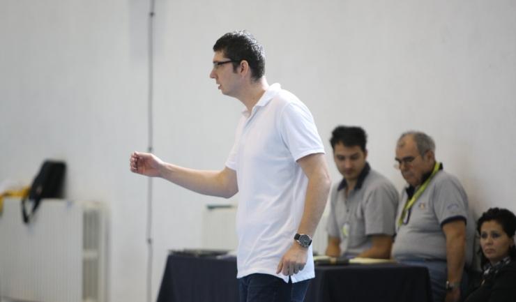 Răzvan Parpală va fi în premieră antrenor principal la o echipă de seniori