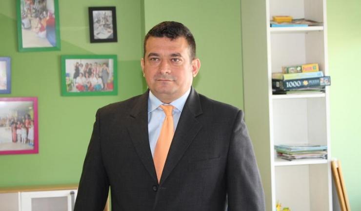 Directorul Cristian Năstase - Cora City Park și Cora Brătianu