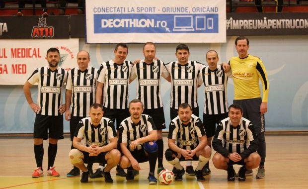 Athletic Club 1973 Constanţa şi-a asigurat locul secund şi mai speră la obţinerea trofeului