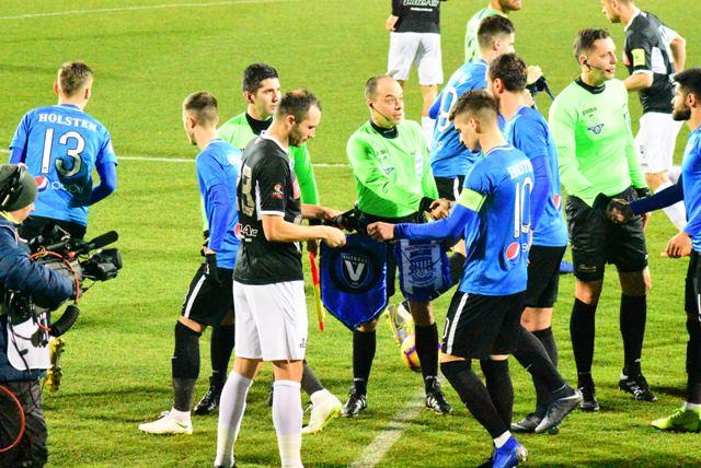 Arbitrul Marius Avram va conduce la centru meciul dintre echipele Ludogorets Razgrad (Bulgaria) şi The New Saints (Ţara Galilor)