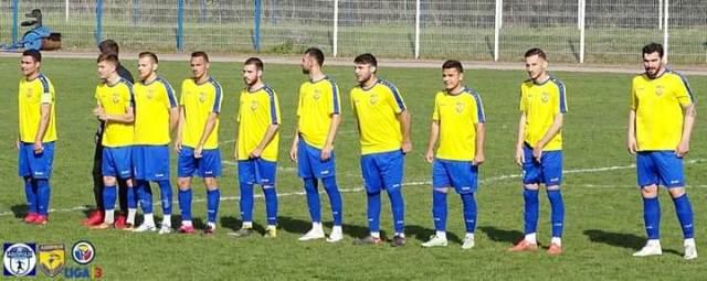 Axiopolis Cernavodă va evolua pe teren propriu (sursa foto: Facebook Suporter Axiopolis Cernavodă)