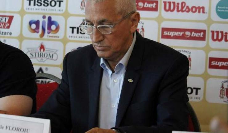 Ilie Floroiu, consilier pe probleme de sport al Primarului Municipiului Constanța