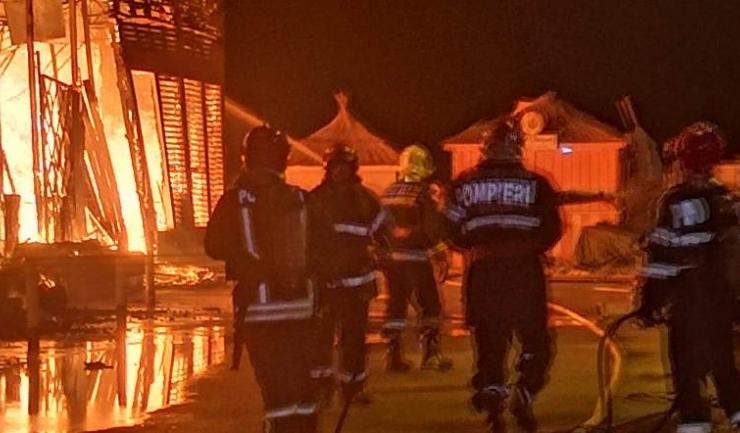 Acesta este al treilea club care a purtat de numirea de Bamboo care a ars din temelii, celelalte două incendii avand loc în 2005 și în 2017, ambele în București.